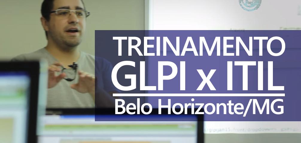 Treinamento GLPI Belo Horizonte