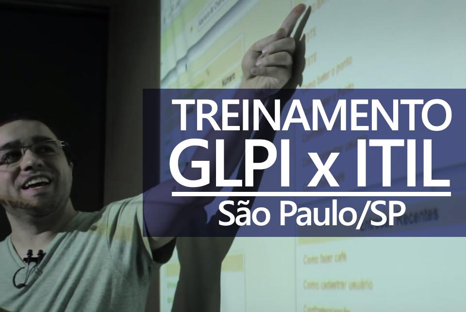 Treinamento GLPI São Paulo